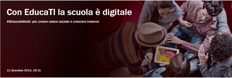 Educati , Archimedea , mission, innovation, scuola, education