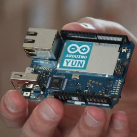 arduino yun, corso, makers, DIY