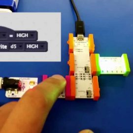 elettronica giocando littlebits arduino scratch